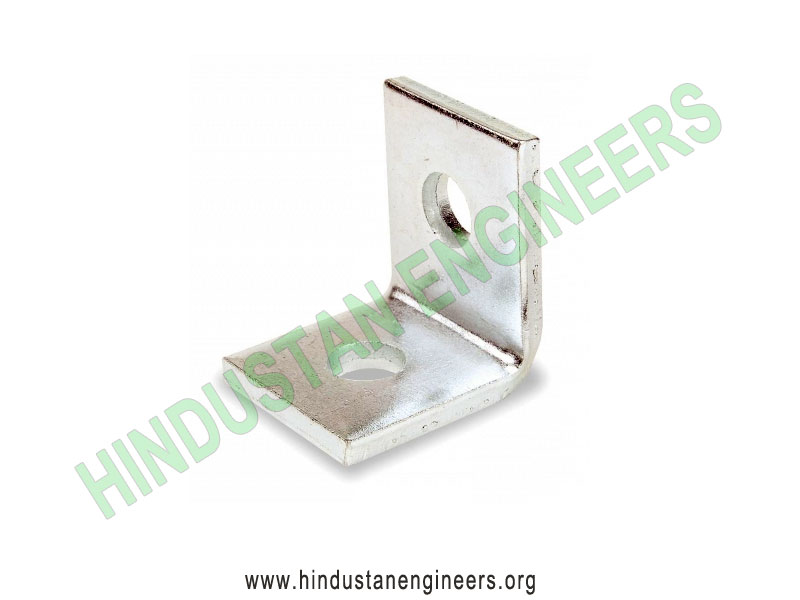 Channel Angle Plate 90 Deg Channel Fittings manufacturers exporters suppliers in India