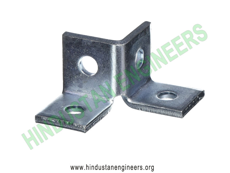 4-Hole Wing Shape Fitting Channel Fittings manufacturers exporters suppliers in India