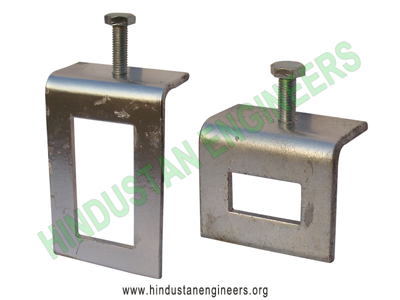 Window Brackets Channel Fittings manufacturers exporters suppliers in India