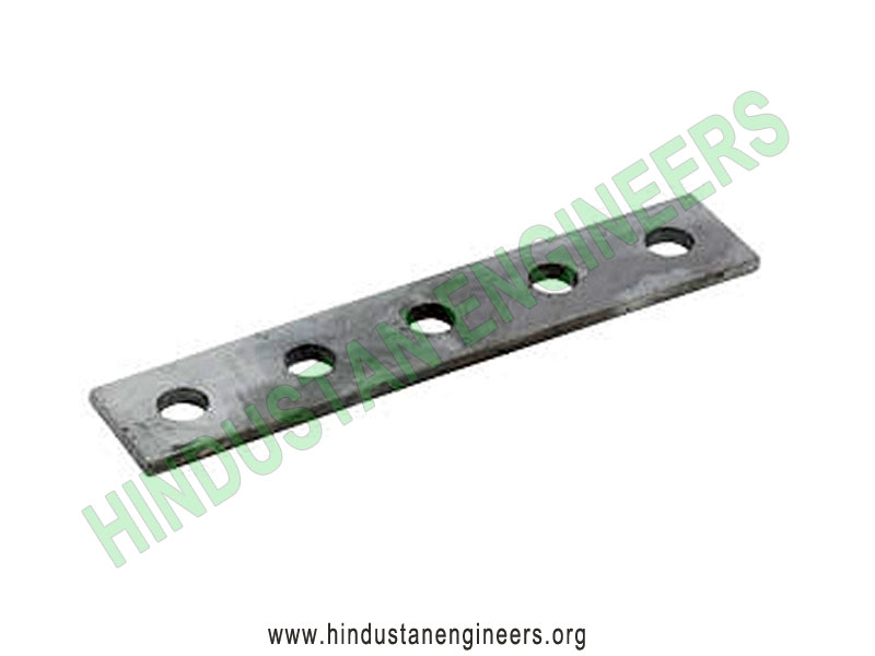 5 Hole Straight Mending Plate Channel Fittings manufacturers exporters suppliers in India