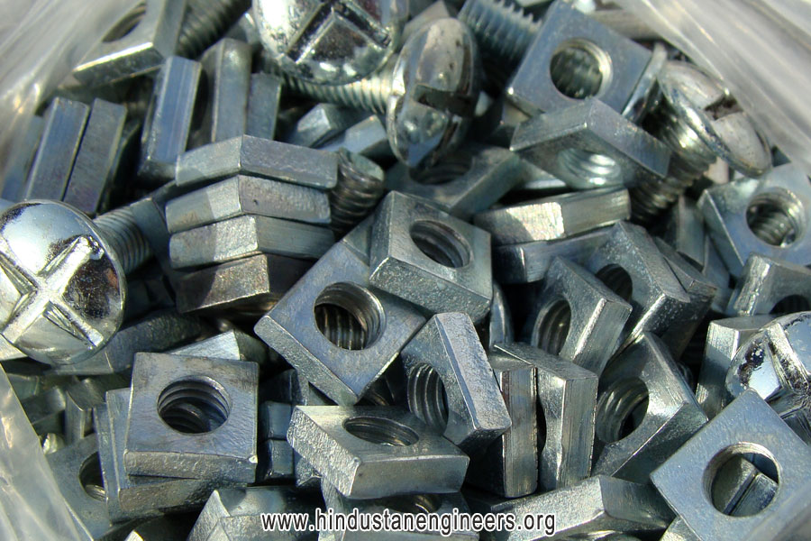 fasteners nuts bolts washers strut support systems manufacturers exporters india