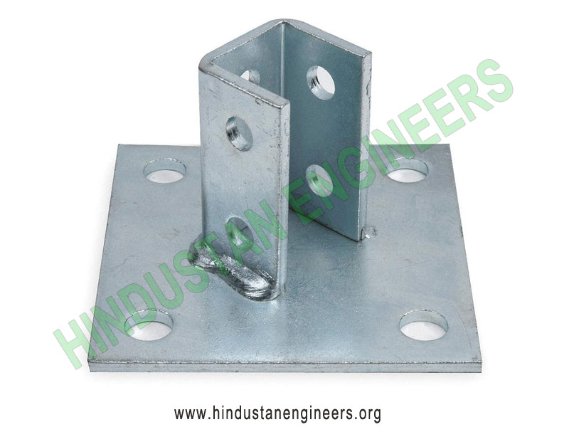 Base Strut Post Plate manufacturers exporters suppliers in India