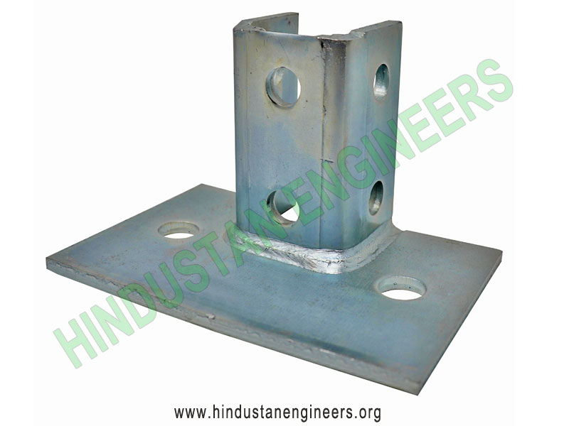 Strut Post Base Plate manufacturers exporters suppliers in India