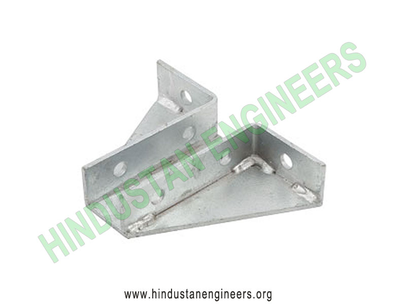 Base Plate Single Channel Gusset manufacturers exporters suppliers in India