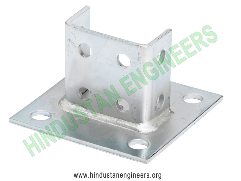 Post Base Plate manufacturers exporters suppliers in India