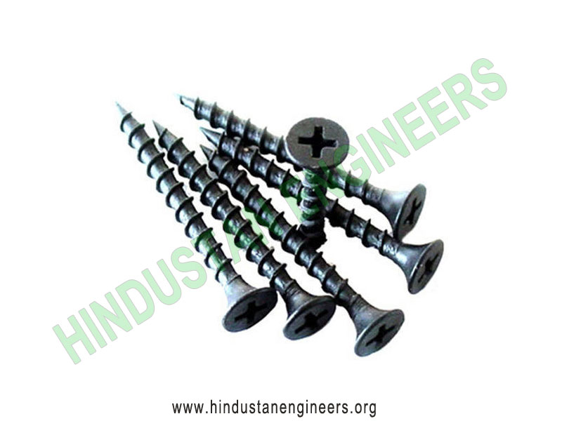 Drywall Screws manufacturers exporters suppliers in India