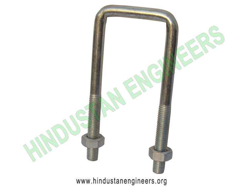 UBolts U-Bolts manufacturers exporters suppliers in India