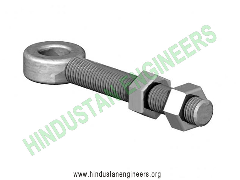 Eye Bolts manufacturers exporters suppliers in India
