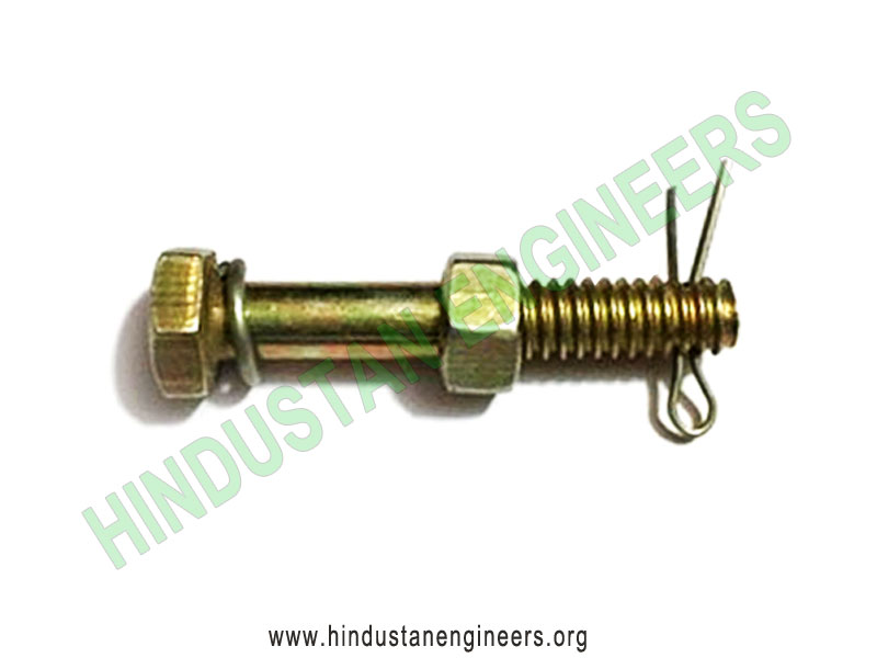 Fan Bolts with hex nut Ceiling Fan Bolts manufacturers exporters suppliers in India