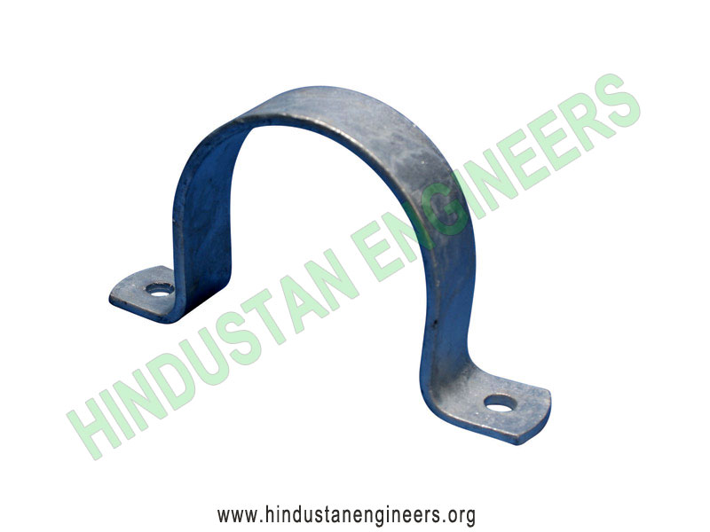 Pipe Clamps, Pipe Clamp Rubber Lined manufacturers in India