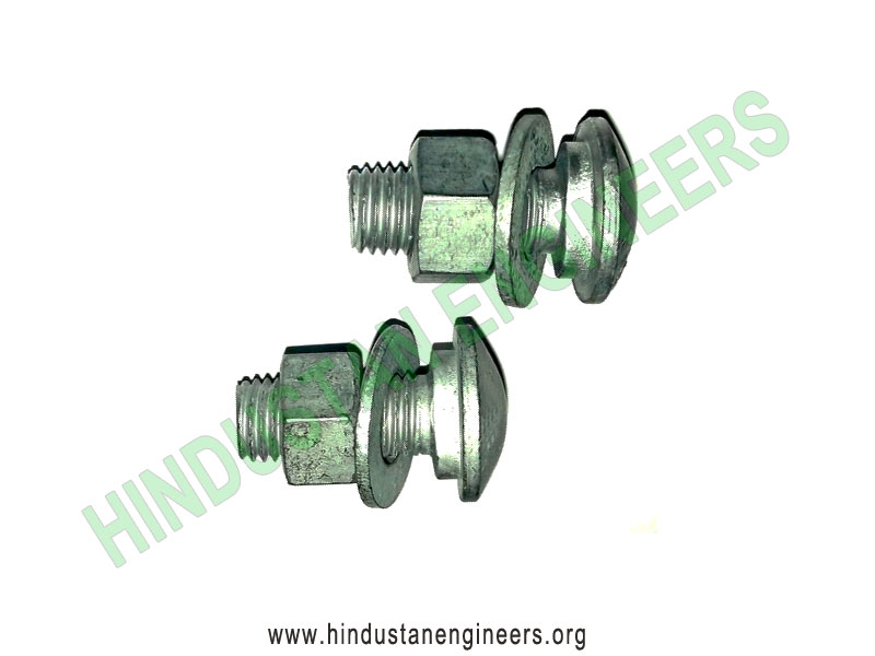 Road Crash Barrier Fasteners manufacturers exporters suppliers in India