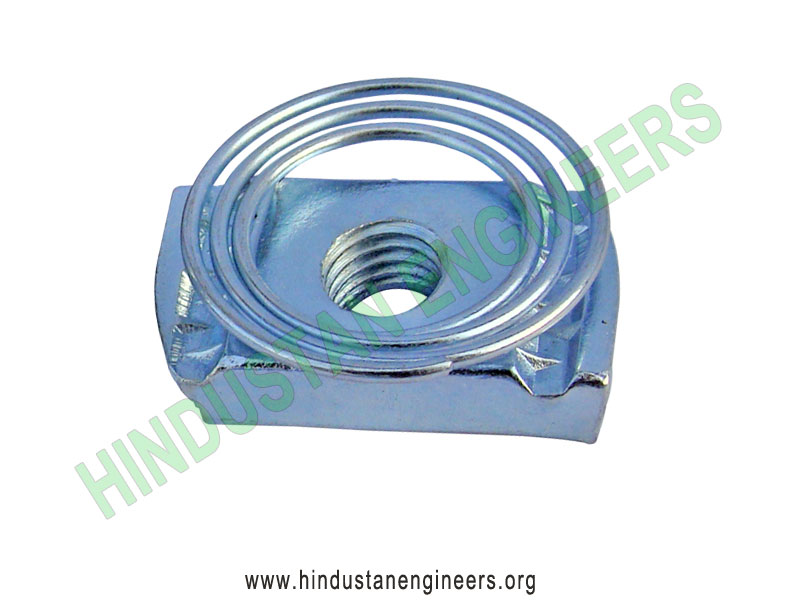 Top Conical Spring Channel Nut manufacturers exporters suppliers in India