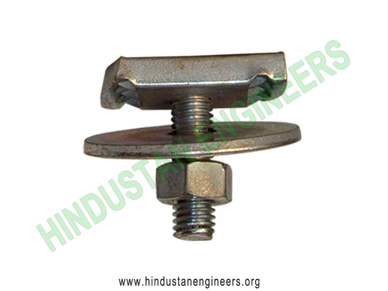 Channel Nut with Washer & Nut manufacturers exporters suppliers in India