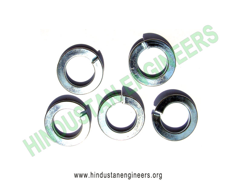 DIN 127 Spring Washers manufacturers exporters suppliers in India