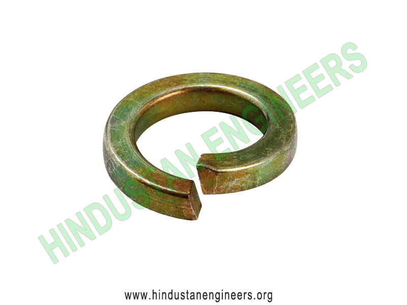 Spring Lock Washer manufacturers exporters suppliers in India