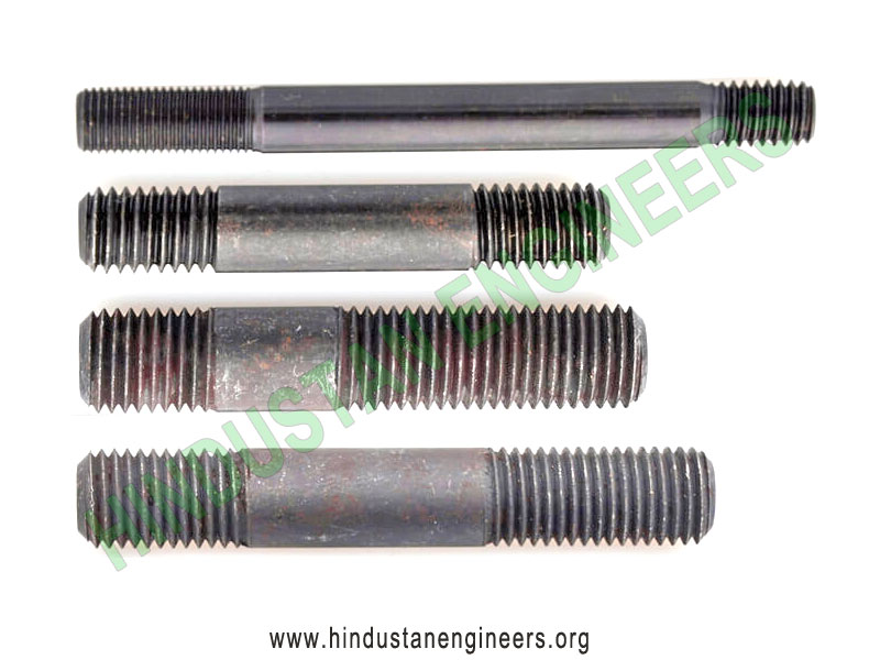 Double Ended Studs manufacturers exporters suppliers in India