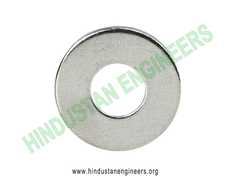 DIN 125 Flat Washer manufacturers exporters suppliers in India