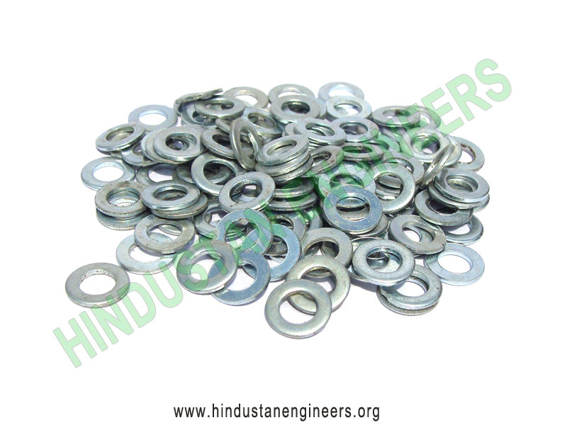 Mild Steel Washers manufacturers exporters suppliers in India