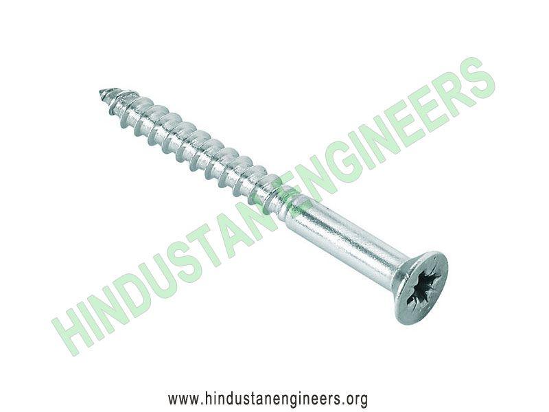 Wooden Screws manufacturers exporters suppliers in India